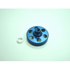 Clutch bell upgrade - Blue; PV0358;PV0533;PV0536, RCT0221