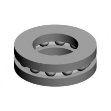 00727 Thrust bearings 4x8x3.5
