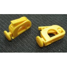 Fuel clips - 2 pcs Yello 975-Y