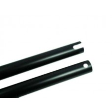 Tail boom - 30 size - 2 pcs - Black AK0060-OEM-BK