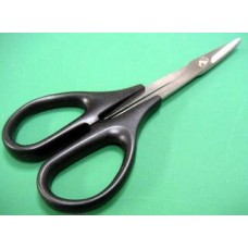 Curved Tip Cutting Scissors