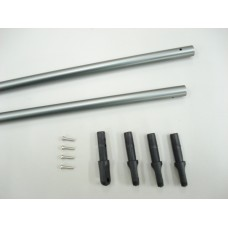Tail boom supports - 50 size RCT0129-T / KL0105-T / PV0329-T