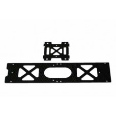 ALIGN RC Carbon Bottom Plate/1.6mm ,H70043-OEM(RCT0390)